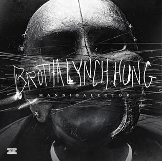 <i>Mannibalector</i> 2013 studio album by Brotha Lynch Hung