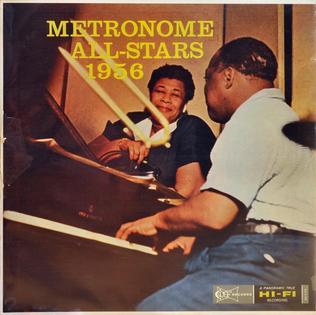 <i>Metronome All-Stars 1956</i> 1956 studio album by Metronome All-Stars
