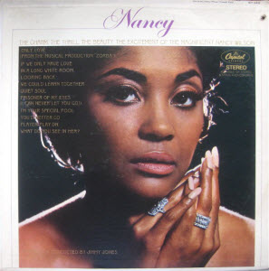 <i>Nancy</i> (Nancy Wilson album) 1969 album by Nancy Wilson