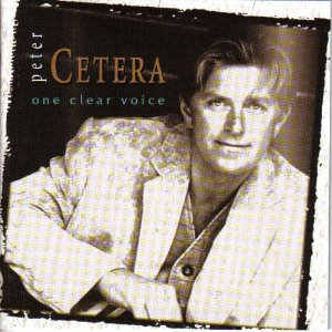 <i>One Clear Voice</i> 1995 studio album by Peter Cetera