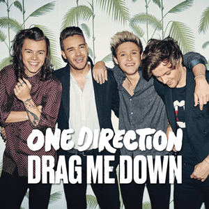 One Direction — Drag Me Down (studio acapella)