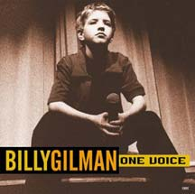 One Voice (Billy Gilman song) 2000 single by Billy Gilman