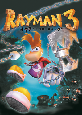 Picture of a game: Rayman 3: Hoodlum Havoc