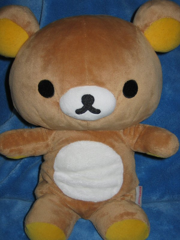 Picture of a TV show: Rilakkuma And Kaoru