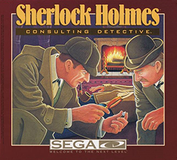 <i>Sherlock Holmes: Consulting Detective</i> video game