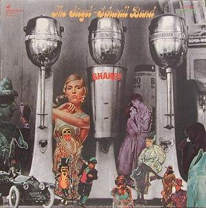 <i>Shake!</i> (album) 1968 studio album by Siegel–Schwall Band