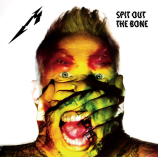Spit Out the Bone Metallica song