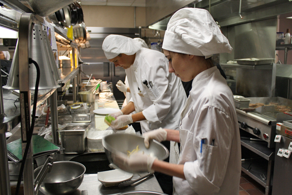 Restaurant Kitchen Management hilton college of hotel and restaurant management - wikipedia