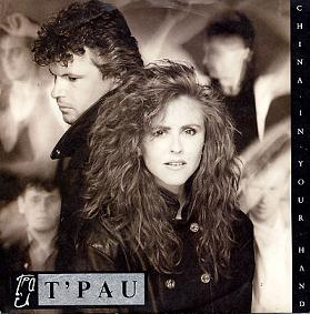 China in Your Hand 1987 single by TPau