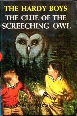 The Clue of the Schreeching Owl