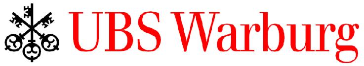 Image result for UBS WARBURG