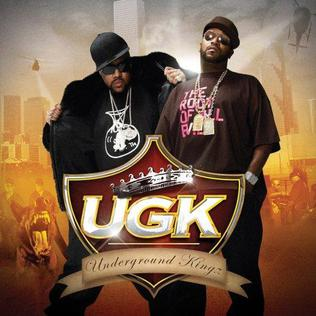 <i>Underground Kingz</i> 2007 studio album by UGK
