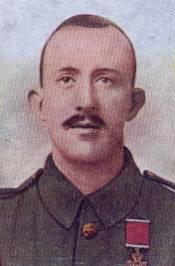 Fred McNess British World War I hero