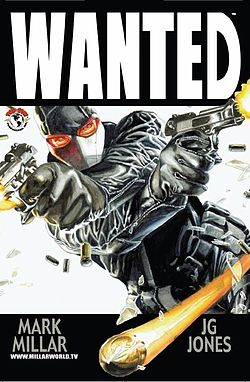 wanted comics wikipedia