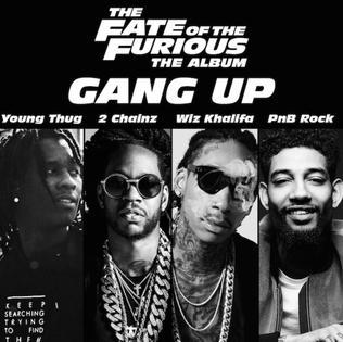 Gang Up - Wikipedia