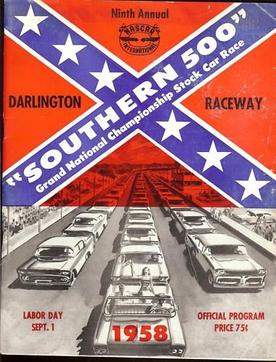 1958 Southern 500 - Wikipedia