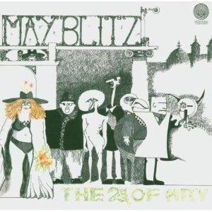 <i>The 2nd of May</i> 1971 studio album by May Blitz