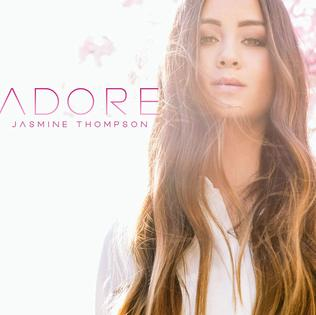 Jasmine Thompson — Adore (studio acapella)