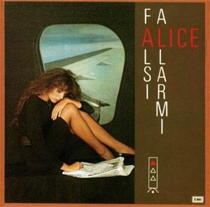 <i>Falsi allarmi</i> 1983 studio album by Alice