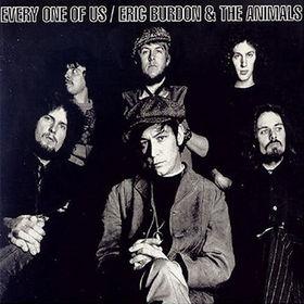 <i>Every One of Us</i> 1968 studio album by Eric Burdon & The Animals