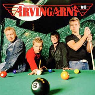 <i>8</i> (Arvingarna album) 2005 studio album by Arvingarna