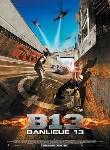 District B13 (2004) movie poster