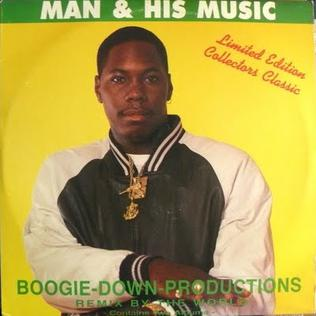 Boogie Down Productions - You Must Learn / And You Don't Stop