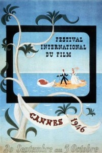 1946 film festival edition, first edition
