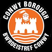 Conwy Borough F.C. Association football club in Conwy, Wales