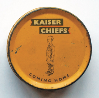 Kaiser Chiefs — Coming Home (studio acapella)