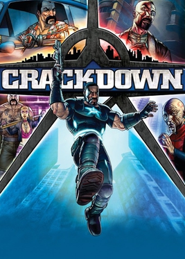 Crackdown (2007) (GoD) XBOX360
