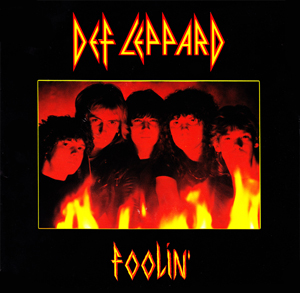 Foolin 1983 single by Def Leppard