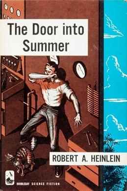 <i>The Door into Summer</i> novel by Robert A. Heinlein