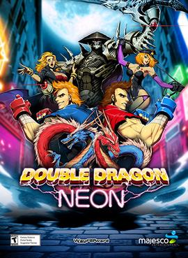 Picture of a band or musician: Double Dragon Neon