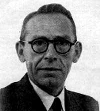 Frans Michel Penning Dutch physicist