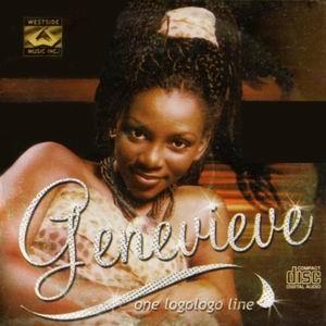 Genevieve Nnaji Music Album One Logologo Line