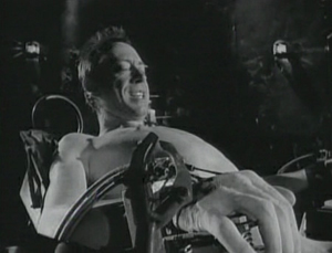 Bob Flanagan being tortured in the video Happiness in Slavery video.jpg