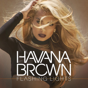 Havana Brown — Flashing Lights (studio acapella)