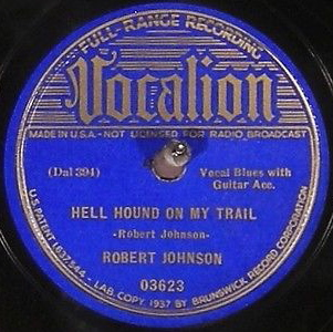 Hellhound on My Trail song by Robert Johnson
