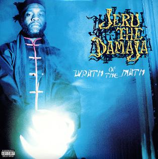 Jeru The Damaja - Wrath of the Math (1996)
