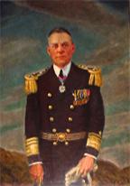 Joel R. P. Pringle United States Navy admiral