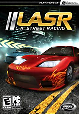 LA Street Racing Coverart LA Street Racing [Full PC Game]