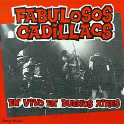 <i>En Vivo en Buenos Aires</i> 1994 live album by Los Fabulosos Cadillacs