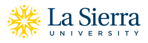 La Sierra University logo and wordmark