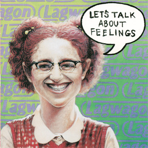 <i>Lets Talk About Feelings</i> 1998 studio album by Lagwagon