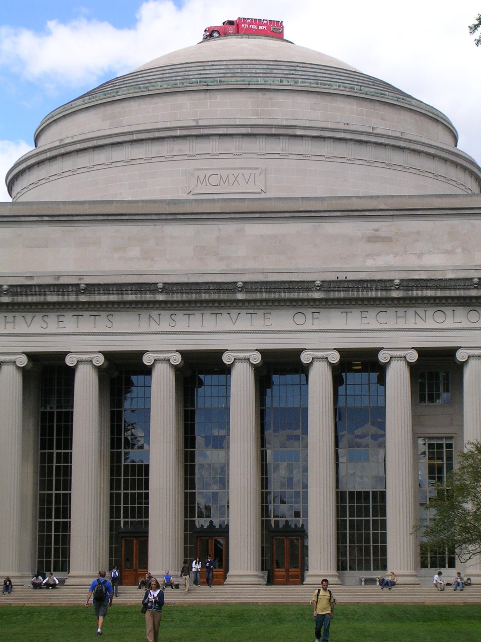 Hacks at the Massachusetts Institute of Technology - Wikipedia