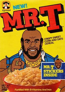 Image result for mr. t