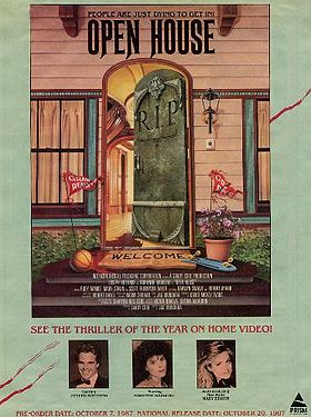 Open House 1987 Film Wikipedia