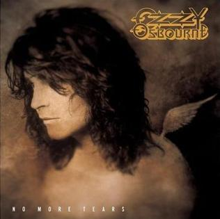 <i>No More Tears</i> 1991 studio album by Ozzy Osbourne