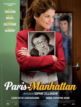 Movie Review : Paris-Manhattan